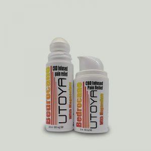 Bedrocane CBD and Magnesium Pain Relief Cream