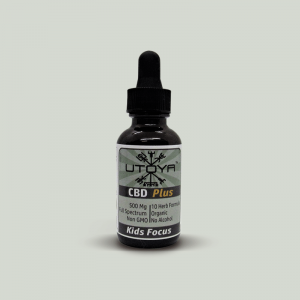 CBD Plus Kids Focus
