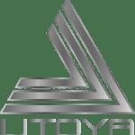 Utoya Organics - Delta 8 and CBD Logo Triangle Over Utoya 2020