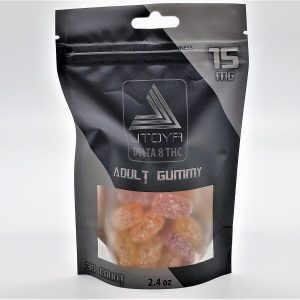 Delta 8 Gummies - D8 Gummy Bears 30 ct 15mg each