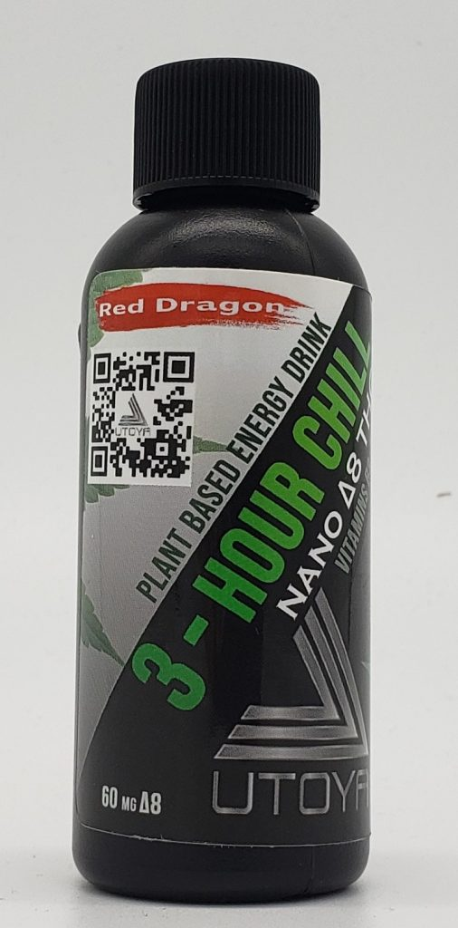 Red Dragon - D8 Drink - 3 Hour Chill