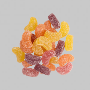 25mg Fruit Slices Bulk - Buy D8 Gummies By The Pound - Delta 8 Gummies - Delta 8 Gummy Fruit Slice