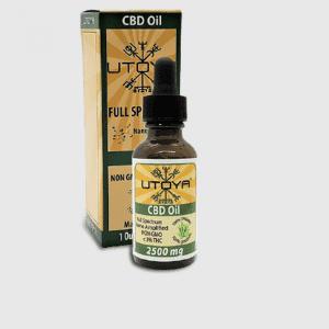 Utoya CBD Full Spectrum - 2500 mg