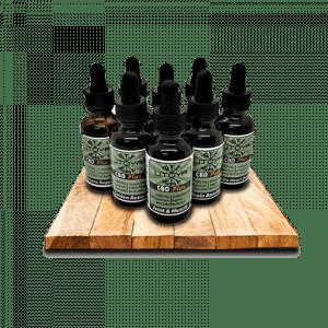 CBD Plus Herbal Infusions