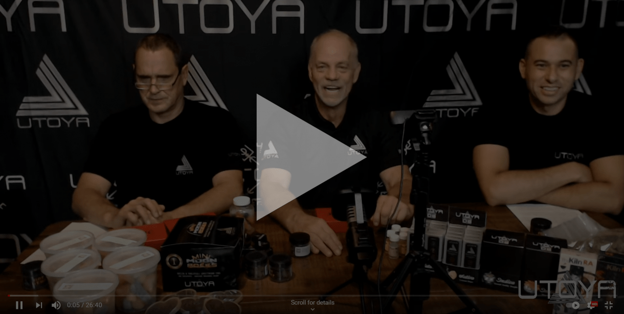 Utoya Live Episode 2 White CBG, Delta 8 Chocolate, Specials, and More