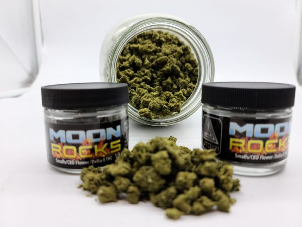 Cherry Diesel THC Delta 8 Moonrocks