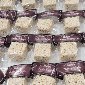 Ruby's Delta 8 Delights - Nice Krispies - Rice Krispy Treats