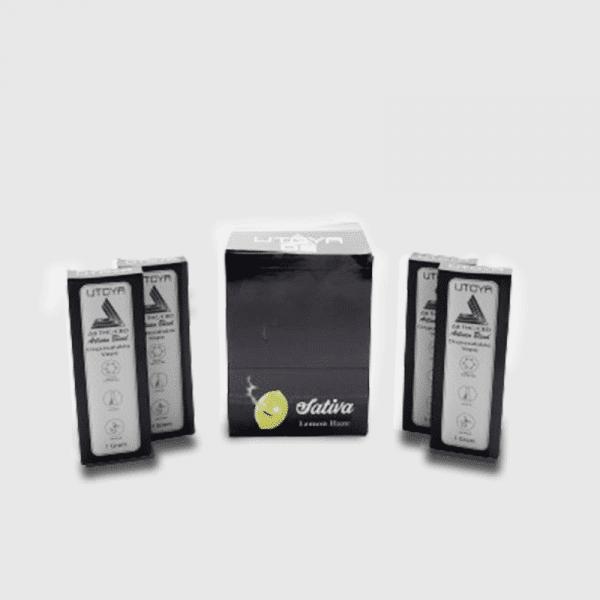 Disposable D8 CBD CBN Vape Pen 1 Gram Lemon Haze