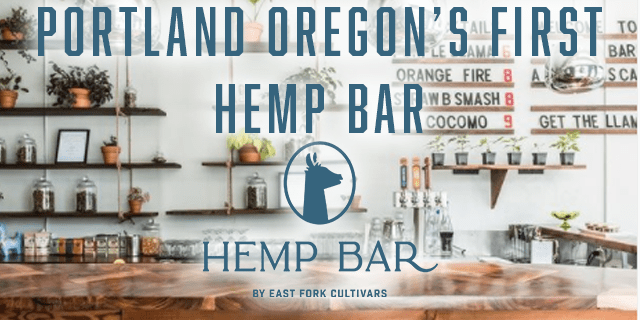 Hemp Bar In Portland Oregon