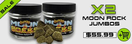 Delta 8 Moon Rock Special Sale 2 For $59.99