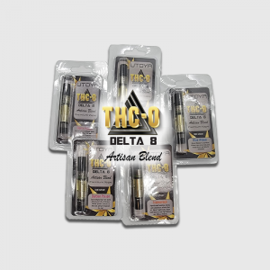 Artisan THC O Delta 8 Vape Cart