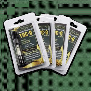 THC-O Vapes