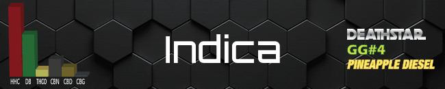 Indica Entourage Vape Product Line by Utoya Organics