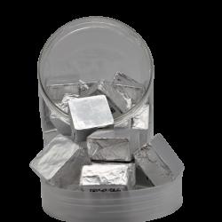 Delta 8 Chocolate Squares 40 pc Jar - 25 mg Squares
